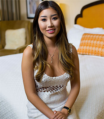 Blonde Asian Porn 7