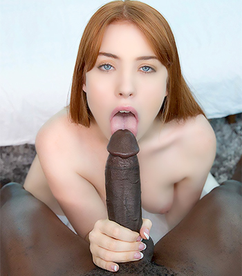 Gwen Stark First Bbc For Blacked