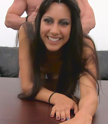 Backroom Casting Couch With Jasmine