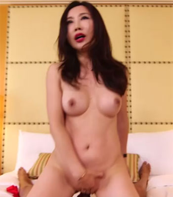 First Chinese Milf On Mom Pov