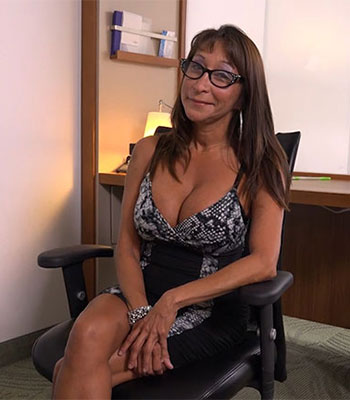 Busty Hot GILF