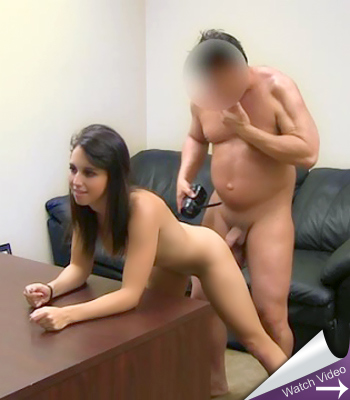Backroom Casting Couch Audrina