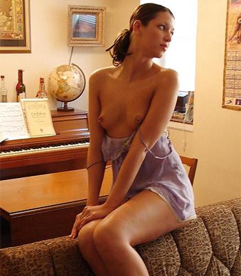Elegant Pianist