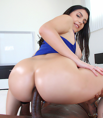 booty white anal Big bitch getting