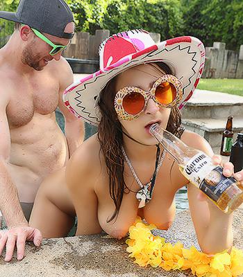 Ashley Adams Party Girl