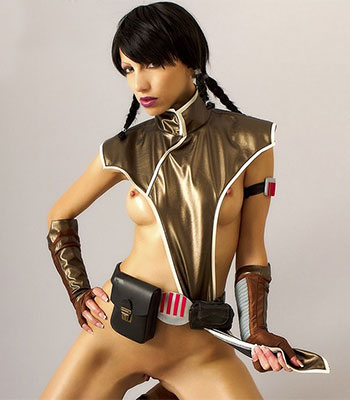Cosplay Hottie