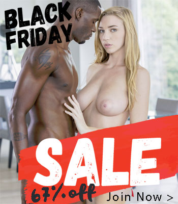 Kendra First Interracial