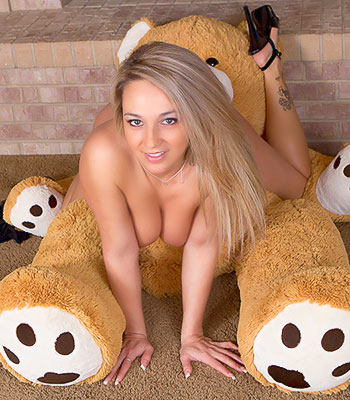 Https:www.imagepost.comvideosnikki Sims And The Teddy Bear