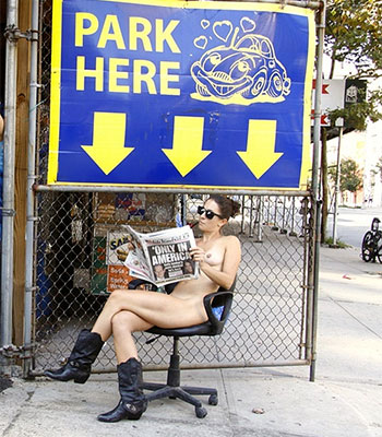 Park Here
