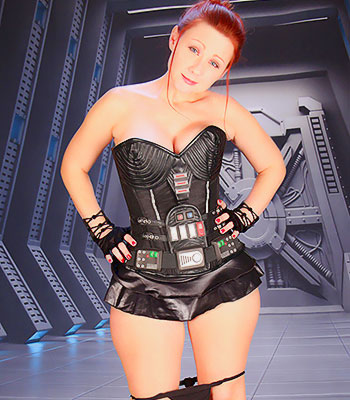 Https:www.imagepost.comvideossexy Pattycake In Darth Patty