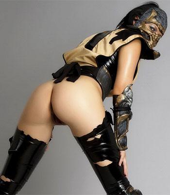 Scorpion Cosplay