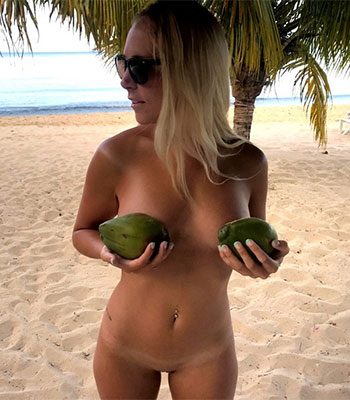 Coconut Hottie