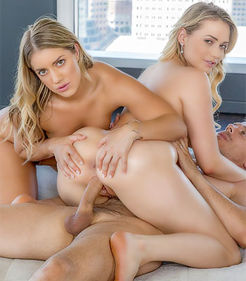 Mia Malkova and Candice Dare